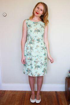 Dalloway Dress and Skirt Ladies PDF Sewing by Jenniferlauren