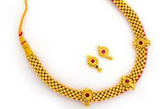 ,,, Maharashtrian Jewellery, Beaded Necklace, Necklaces, Necklace Designs, Indian Outfits, Culture, Accessories, Jewelry, Fashion