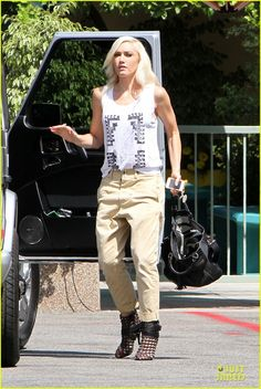 Gwen Stefani: Gavin Rossdale Made the First Move, Not Me!