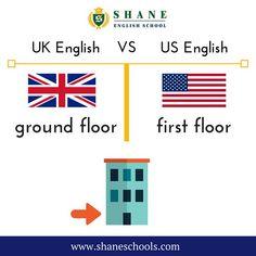 English Fun, English Class, English Lessons, British Vs American, Language, Education, School, Instagram, Languages