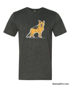 Boxer Dog Peeking Mens Short Sleeve Polo Shirt Regular Blouse Sport Tee