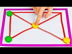 33 FUN GAMES TO PLAY AT HOME FROM SIMPLE THINGS - YouTube 5 Min Crafts, 5 Minute Crafts Videos, Diy Crafts Hacks, Diy Home Crafts, Craft Videos, Diy Crafts For Kids, Family Fun Games, Fun Party Games, Printable Christmas Cards