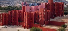 La Muralla Roja, Calpe, Spain | Ricardo Bofill Taller de Arquitectura | on ricardobofill.com