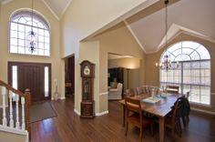 Allen TX Interior Painting - Great dining room!