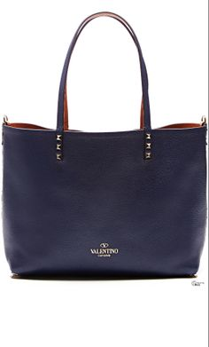 Valentino ● Rockstud Leather Tote