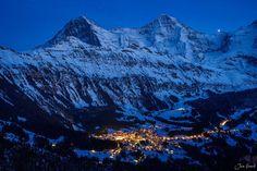 Top 10 Romantic Historic Villages | Wengen, Canton of Bern, Switzerland, photo by Jan Geerk