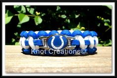 Paracord bracelets and accessories. I specialize in making Officially  Licensed sports team (NFL f3351f717