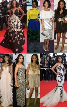 Kerry Washington's Journey From Girl To Gladiator
