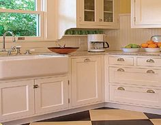 ideas for a 1920s kitchenif we keep things period-appropriate
