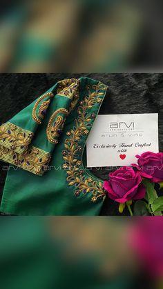 Cutwork Blouse Designs, Kids Blouse Designs, Wedding Saree Blouse Designs, Hand Work Blouse Design, Simple Blouse Designs, Stylish Blouse Design, Blouse Neck Designs, Hand Designs, Hand Embroidery Design Patterns