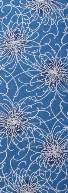 乱菊 薄青 chrysanthemums(light blue)