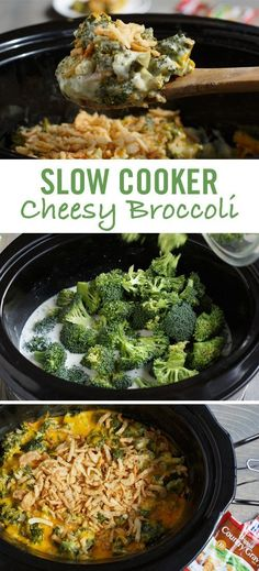 Short on prep time and big on taste, this cheesy broccoli recipe features Original Country Gravy Mix for rich, hearty flavor. Serve this slow cooker broccoli casserole as a side dish to your favorite entrée. Bonus? It's perfect for getting kids to eat their veggies!