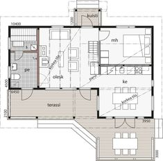 Small House Plans, Tiny Living, Floor Plans, Design Ideas, Cottage, Flooring, How To Plan, Architecture, Architectural Plants