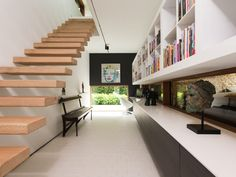 ANYWAY DOORS - Moderne vierkantshoeve met Dress Wall - Hoog ■ Exclusieve woon- en tuin inspiratie.