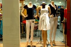 Mannequins offer inspiration