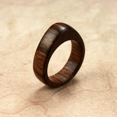 Beautiful wooden ring                                                       …