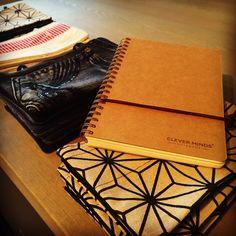 Chystame novinku-latkove obaly pro nase notesy z recyklovanych latek. #cleverminds #weeklyplan #diary #planner