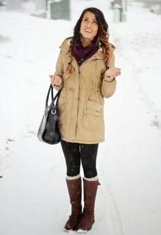 Winter Coat @OASAP