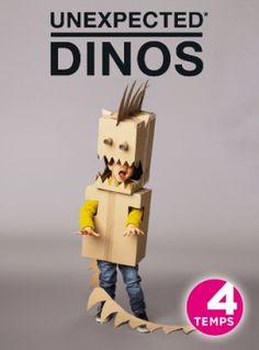 Les dinosaures envahissent Les 4 Temps | Defacto - Quartier d'affaires de la Defense