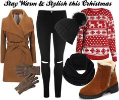 Stay Warm and Stylish this Christmas Christmas is in 6 days time, the weather has truly turned for the worst...