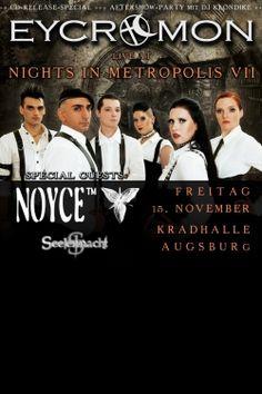 Nights in Metropolis VII