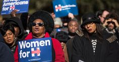 """Why Clinton's black supporters should feel the Bern 