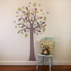 magic tree wall sticker