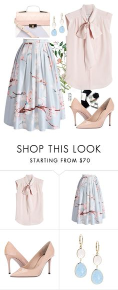 """""""Untitled #361"""" by ivana-j ❤ liked on Polyvore featuring H&M, MaxMara, Chicwish, Paul Smith, Saks Fifth Avenue and Dorothy Perkins"""