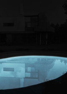 Ola Kolehmainen, 'Villa 1,' 2014, Taik Persons Color Photography, Northern Lights, Villa, Fine Art, Contemporary, Nature, Objects, Travel, Colour