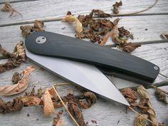 G10 developed. #folder #knife #knives #custom #folding #best #tactical