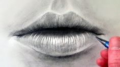 Drawing Lips - YouTube