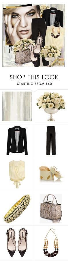 """Untitled #899"" by mlka ❤ liked on Polyvore featuring York Wallcoverings, Ethan Allen, Escada Sport, Chloé, Thymes, Roberto Coin, Dolce&Gabbana and Zara"