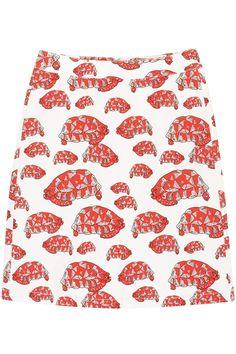 JW Anderson x Topshop Tortoise skirt