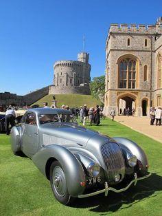 Bentley Tesonaso based on a 1955