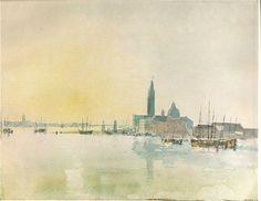 Turner, San Giorgio sunrise