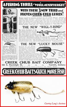 Fishing Stuff, Ice Fishing, Fishing Tackle, Fishing Tips, Tackle Shop, Bait And Tackle, Vintage Advertisements, Vintage Ads, Fish List