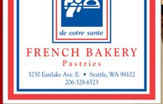 Le Fournil Cafe & Catering Seattle - a true French bakery!