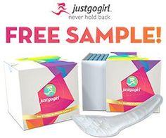 Free JustGoGirl Pad Sample Pack! - http://www.momscouponbinder.com/free-justgogirl-pad-sample-pack/ #freebies #freestuff #freesamples