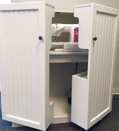 Great idea for cabinet doors