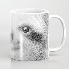Buy Sloth Mug by Eric Fan. Worldwide shipping available at Society6.com. Just one of millions of high quality products available.