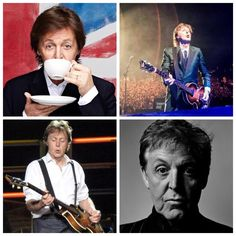 Happy 74th Birthday, Sir Paul Mc Cartney! Our best wishes from Brazil!