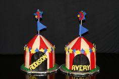 Big Top Birthday Cakes