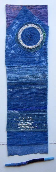 Judy's Journal: hand stitching