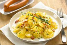 Unser beliebtes Rezept für Kartoffelsalat mit Speck und mehr als 55.000 weitere kostenlose Rezepte auf LECKER.de.