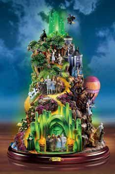 Illuminated Tree 12 Scenic Tree with 25 overall figurines 13 inches tall $159.95