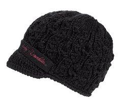 harley+davidson+scarves+women | Harley-Davidson Women's Black Knit Gift Set. Hat Scarf, Gloves. 97643 ...