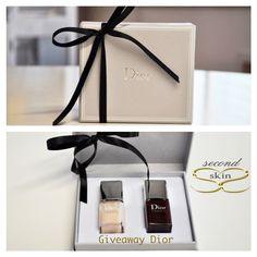 Giveaway Dior:  http://secondskinstyling.blogspot.pt/2013/09/giveaway-dior.html  #giveaway #dior