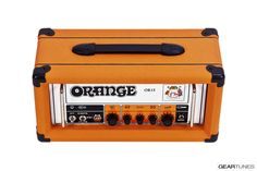 From the GearTunes library of tone ~ the Orange OR15H ~ click it to hear it :)