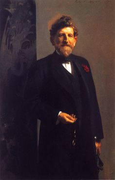 Senator Calvin Brice, 1898, John Singer Sargent Size: 93.3x147.6 cm Medium: oil, canvas