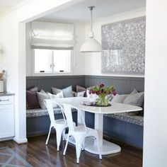 Modern, Family-Friendly Kitchen: Corner Pocket